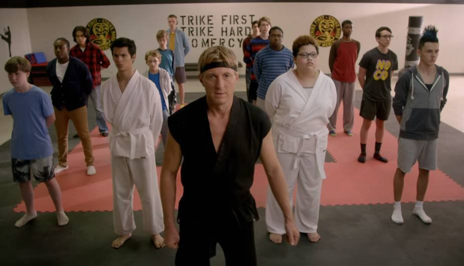 YouTube confirmó una segunda temporada para Cobra Kai