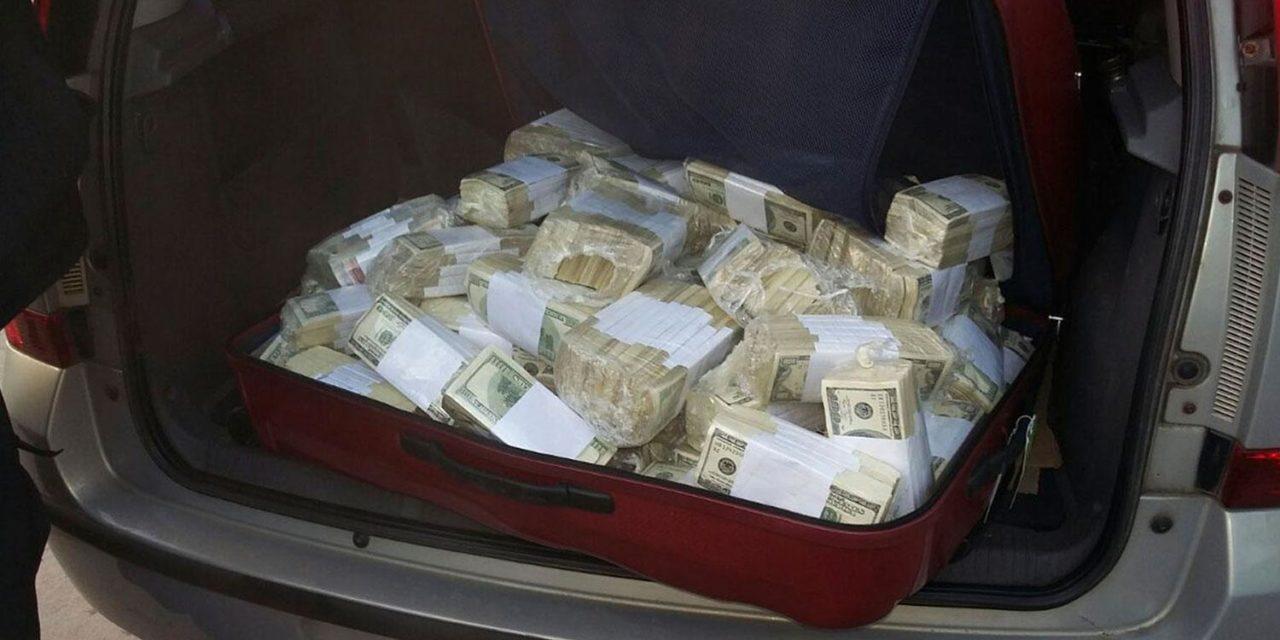 La Justicia lleva más de 16 millones de dólares cash secuestrados por causas de corrupción K
