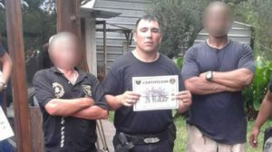 Solís, el penitenciario santafesino que mató a casi toda su familia.
