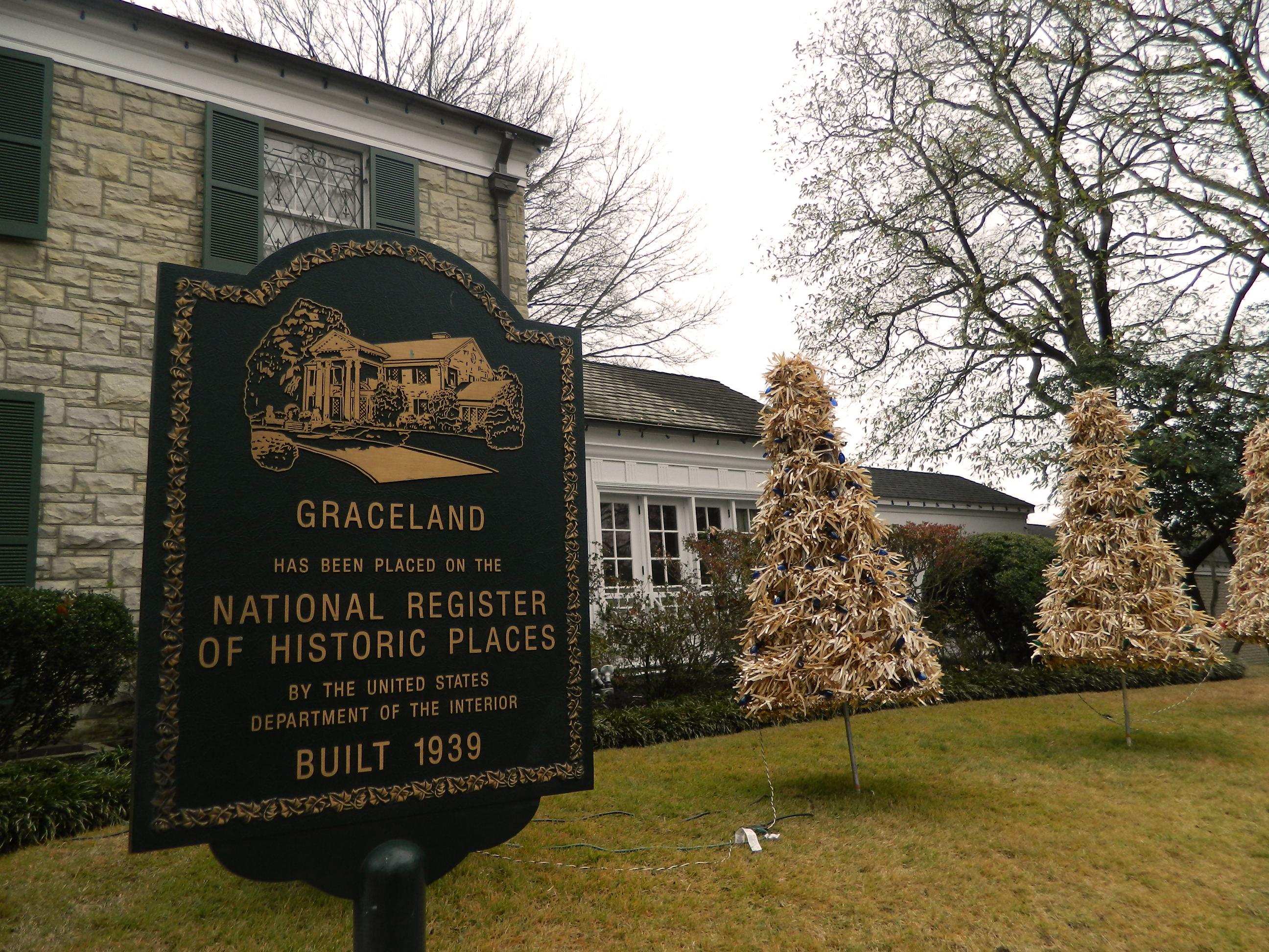 Graceland Presley front 2