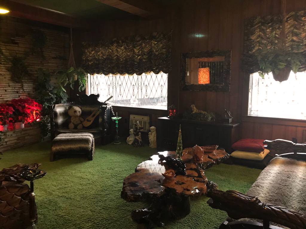Presley Jungle Room