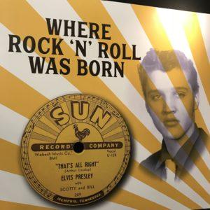 Presley Sun Studios