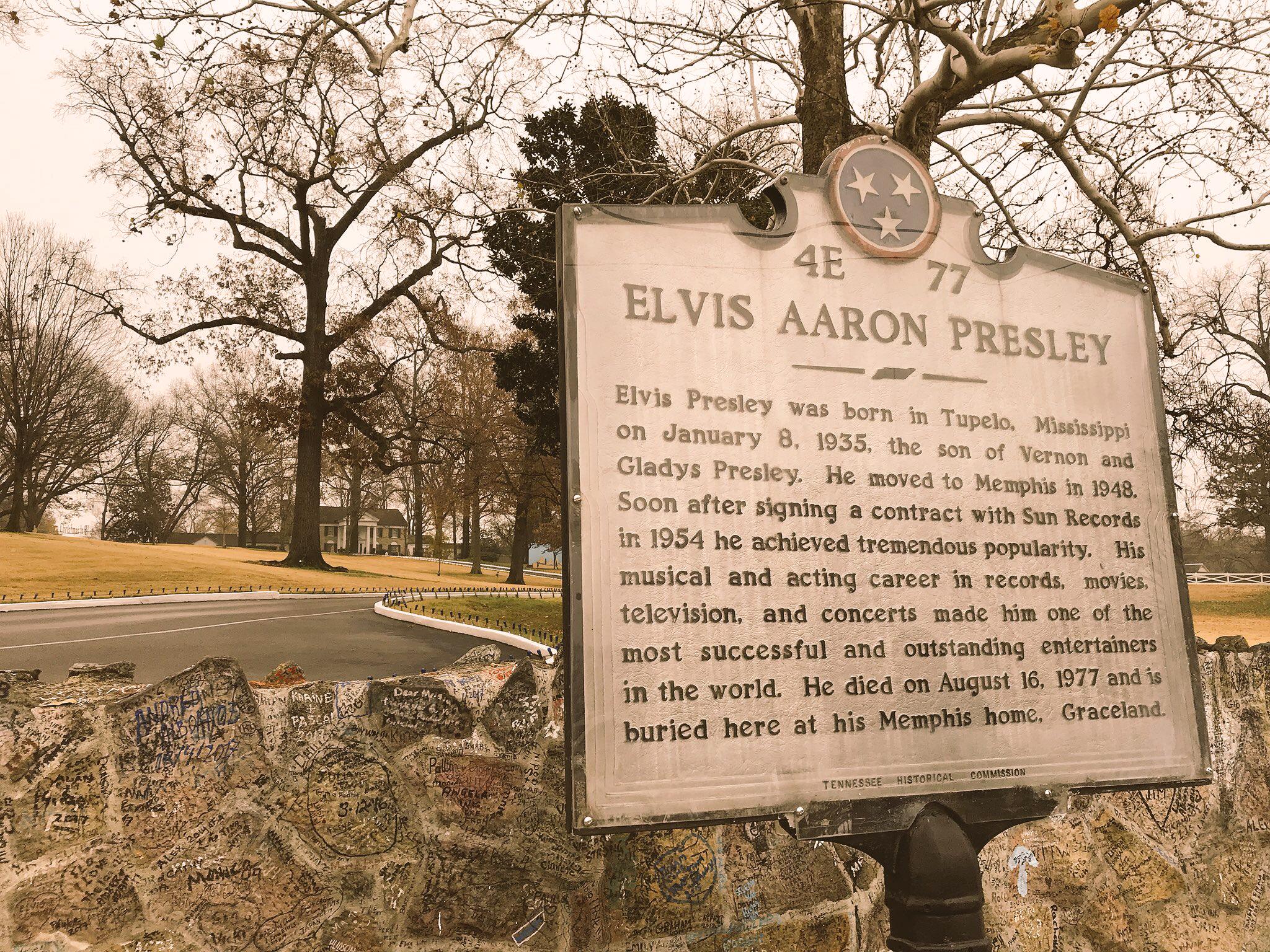 Presley cartel Graceland