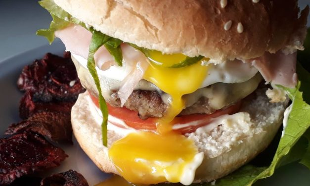 Recetas de Gricel: Hamburguesas en su día, caseras, completas y con mil opciones