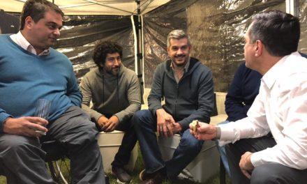 Peña recargado: Reaparición, agenda sigilosa de campaña y la irrupción de Ibarra