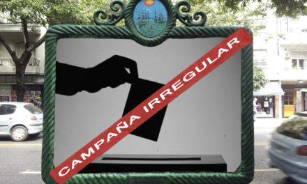 Todos flojos de papeles: Irregularidades en la campaña porteña del oficialismo y la oposición