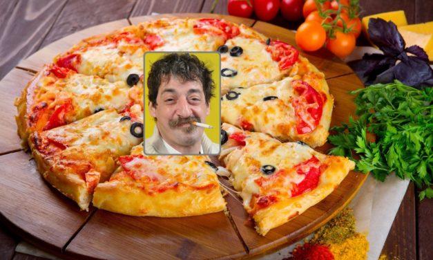 El día que Tuqui decidió largar todo y abrir una pizzería