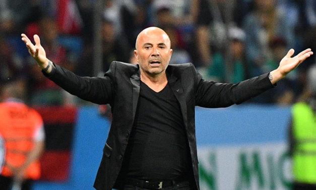El 52% de los argentinos culpa a Sampaoli por la situación de la Selección