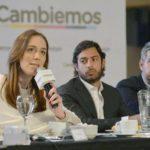 La grieta del desdoblamiento: Vidal y Peña intentan convencer a Macri