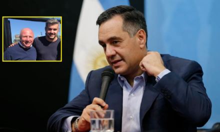 Efecto Mac Allister: Interna feroz por la candidatura de Finocchiaro en La Matanza
