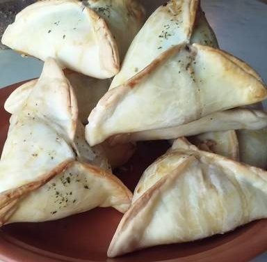Recetas de Gricel: Cómo hacer empanadas árabes