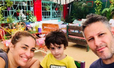 Primer día de jardín de Antonio: Ser diferente puede ser muy poético