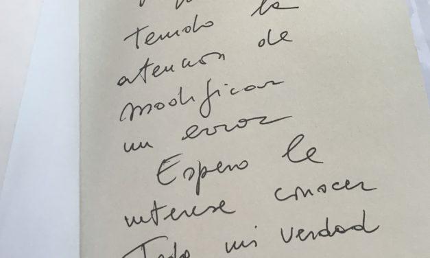 El día que conocí a Franco Macri