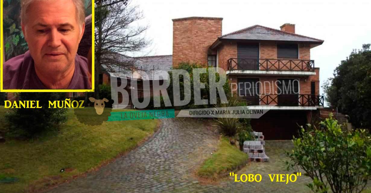 La mansión en Uruguay que Muñoz compró, vendió a un testaferro y entró en el blanqueo