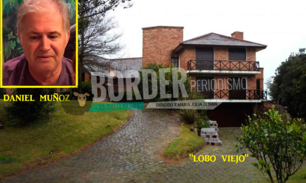 La mansión en Uruguay que Muñoz compró, le vendió a un testaferro y fue metida en el blanqueo
