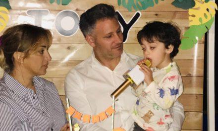 El video completo del cumpleaños de Antonio que realizó una editora con Asperger