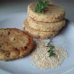 Recetas de Gricel: Las hamburguesas de quinua, más ricas que nunca
