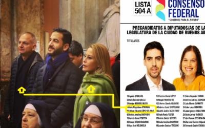 Tombolini lleva de candidatos a tres parientes, cinco empleados del organismo que preside y un ex Opus Dei que apoyó a Grassi