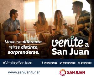 Venite a San Juan