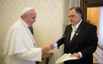 """Valdés en #BORDER: """"Me sorprendió y dolió muchísimo la respuesta de la Conferencia Episcopal"""""""