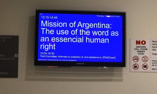Un programa para reducir la violencia en las cárceles por medio de la palabra fue reconocido por la ONU