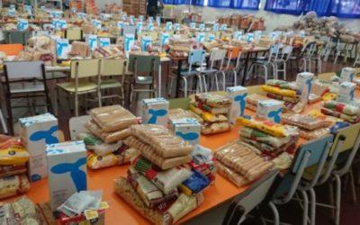 Denuncian que el Servicio Escolar Alimentario financiado por Provincia, es recortado en La Matanza