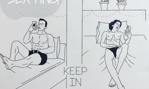 Tendencia para solteros en épocas de aislamiento: sexteo, citas virtuales y fiestas por zoom
