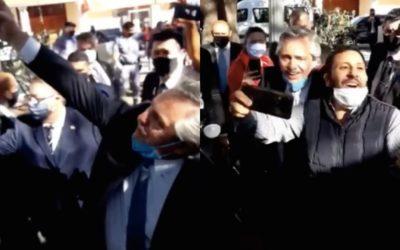 La salud de Alberto Fernández: ¿fue hisopado por coronavirus?